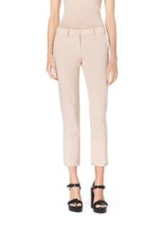 Stretch Wool-Gabardine Trousers