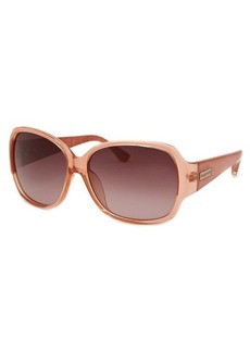 Michael By Michael Kors Women's Caitlyn Square Blush Sunglasses
