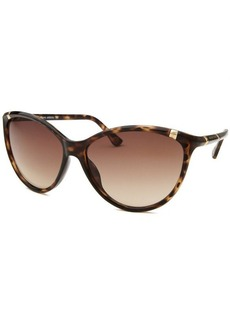 Michael By Michael Kors Women's Camila Cat Eye Tortoise Sunglasses