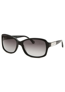 Michael By Michael Kors Women's Claremont Black Square Sunglasses