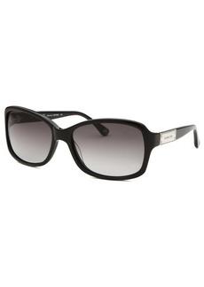 Michael By Michael Kors Women's Claremont Black Square Sunglasses
