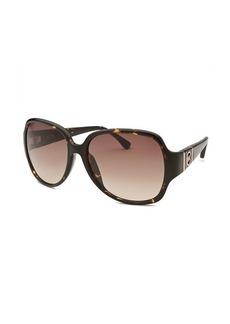Michael By Michael Kors Women's Grayson Square Tortoise Sunglasses