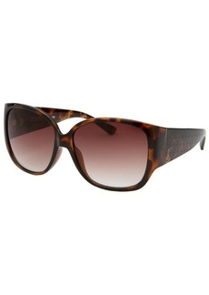 Michael By Michael Kors Women's Square Tortoise Sunglasses