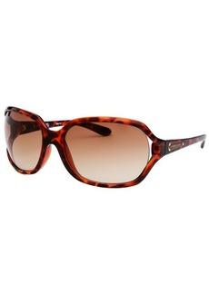 Michael By Michael Kors Women's Square Tortoise Sunglasses