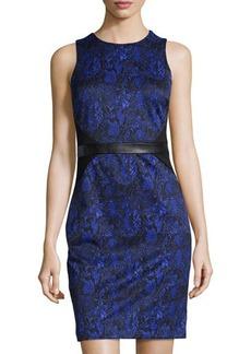 MICHAEL Michael Kors Abstract-Printed Knit Dress