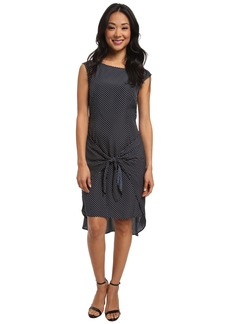 MICHAEL Michael Kors Adriatic Dot Tie Dress