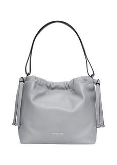 MICHAEL MICHAEL KORS Angelina Large Leather Shoulder Bag