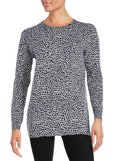 MICHAEL MICHAEL KORS Animal Print Sweater