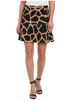 MICHAEL Michael Kors Antalia Giraffe Mini Skirt