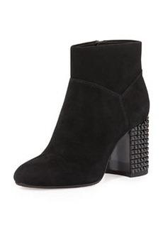 MICHAEL Michael Kors Arabella Stud-Heel Ankle Boot