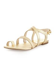 MICHAEL Michael Kors Arianna Toe Thong Sandal