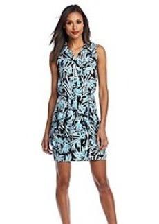 MICHAEL Michael Kors® Bamboo Print Knot Dress