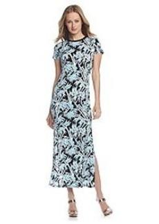 MICHAEL Michael Kors® Bamboo Print Maxi Dress