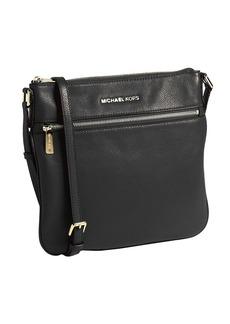 MICHAEL MICHAEL KORS Bedford Flat Leather Crossbody Bag