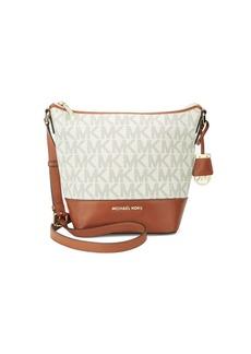 MICHAEL MICHAEL KORS Bedford Medium Logo Crossbody Bag