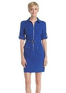 MICHAEL Michael Kors® Belted Shirt Dress