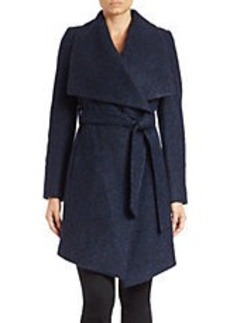 MICHAEL MICHAEL KORS Belted Wrap Coat