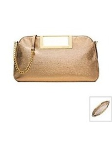 MICHAEL Michael Kors® Berkley Metallic Large Clutch