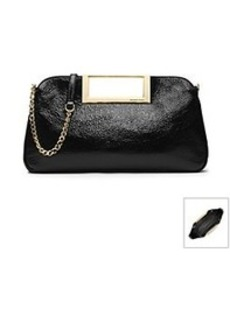 MICHAEL Michael Kors® Berkley Patent-Leather Large Clutch