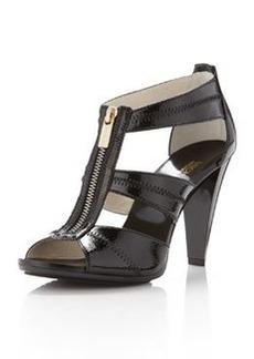 MICHAEL Michael Kors Berkley Patent T-Strap Sandal