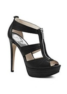 "MICHAEL Michael Kors® ""Berkley"" Zip-Up Platform Heels"