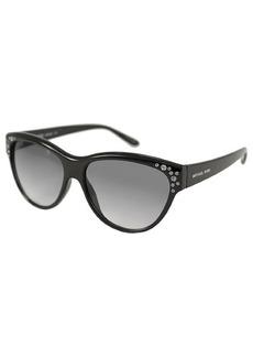 MICHAEL Michael Kors Black cat-eye plastic M3646S sunglasses