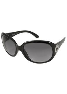 MICHAEL Michael Kors Black rectangular plastic M3609S sunglasses
