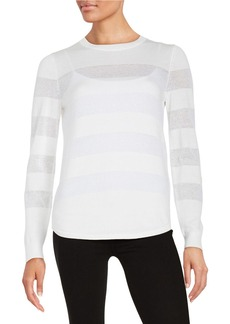 MICHAEL MICHAEL KORS Block Striped Pullover