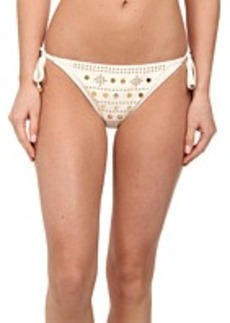 MICHAEL Michael Kors Boho Solids Side Tie Euro String Bottom
