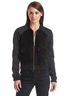 MICHAEL Michael Kors® Bomber Jacket