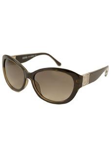 MICHAEL Michael Kors Brown cat-eye plastic Nora sunglasses