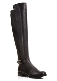 MICHAEL Michael Kors Bryce Buckled High Shaft Boots