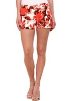MICHAEL Michael Kors Camouflage Rose Mini Shorts