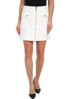 MICHAEL Michael Kors Cargo Zip Mini Skirt
