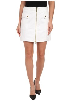 MICHAEL Michael Kors Cargo Zip Mini Skirt