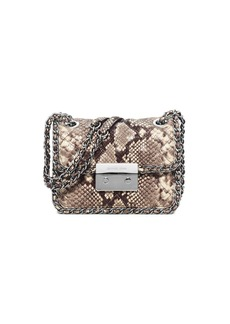 MICHAEL MICHAEL KORS Carine Medium Quilted Leather Crossbody Bag