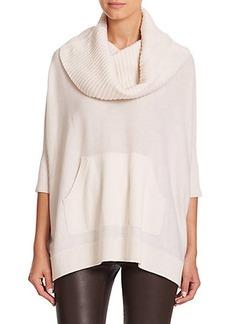 MICHAEL MICHAEL KORS Cashmere Cowlneck Sweater