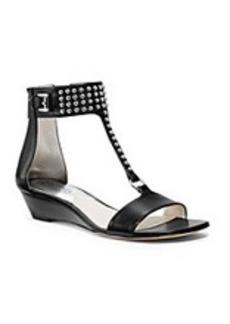 """MICHAEL Michael Kors® """"Celena"""" Embellished Wedge Sandals"""