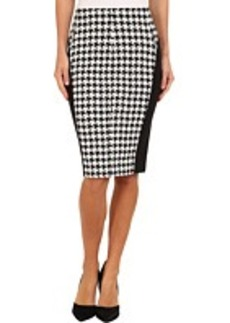 MICHAEL Michael Kors CF Zip Seamed Skirt