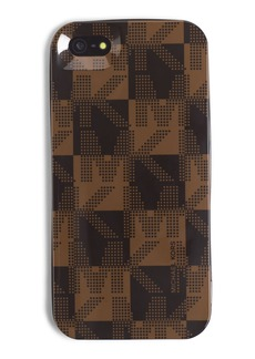 MICHAEL Michael Kors Checkerboard iPhone 5 Cover