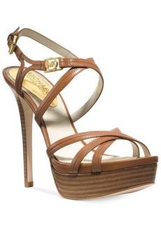 MICHAEL Michael Kors Cicely Platform Sandals