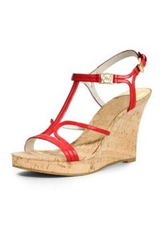 MICHAEL Michael Kors Cicely Wedge Sandal