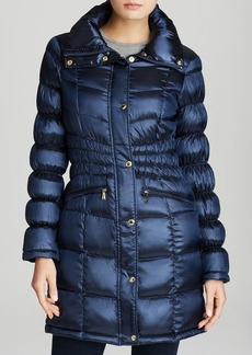 MICHAEL Michael Kors Coat - Missy Quilted Down