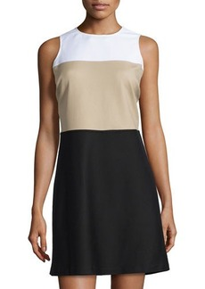MICHAEL Michael Kors Colorblock Shift Dress