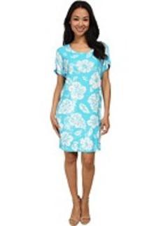 MICHAEL Michael Kors Coral Bay Sequin Short Sleeve Dress