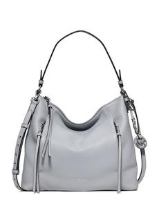 MICHAEL MICHAEL KORS Corinne Large Leather Shoulder Bag