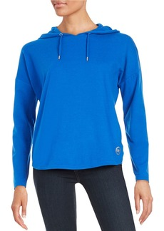 MICHAEL MICHAEL KORS Cotton Blend Hoodie