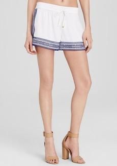 MICHAEL Michael Kors Crochet Trim Boxer Shorts