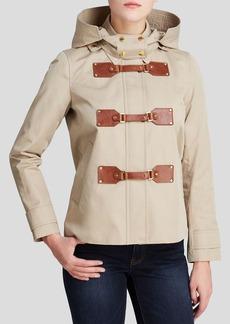 MICHAEL Michael Kors Cropped Duffle Coat
