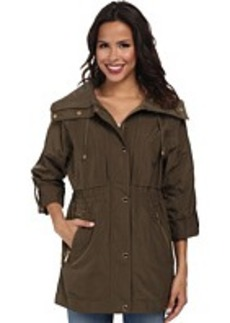 MICHAEL Michael Kors Draw String Coat
